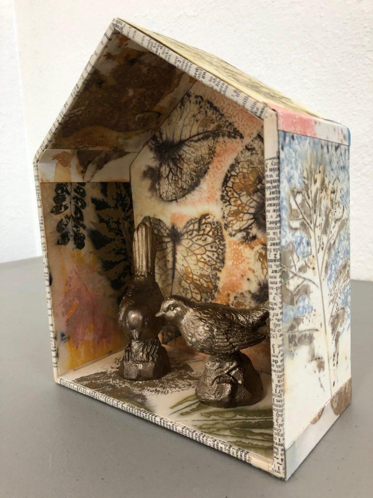Jane Dunnewold 3D art view 2
