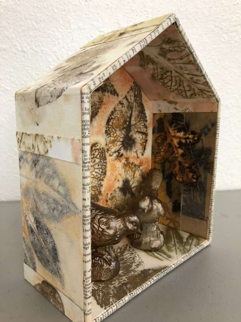 Jane Dunnewold 3D art
