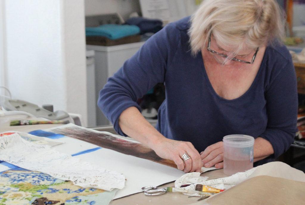 Jane Dunnewold Working