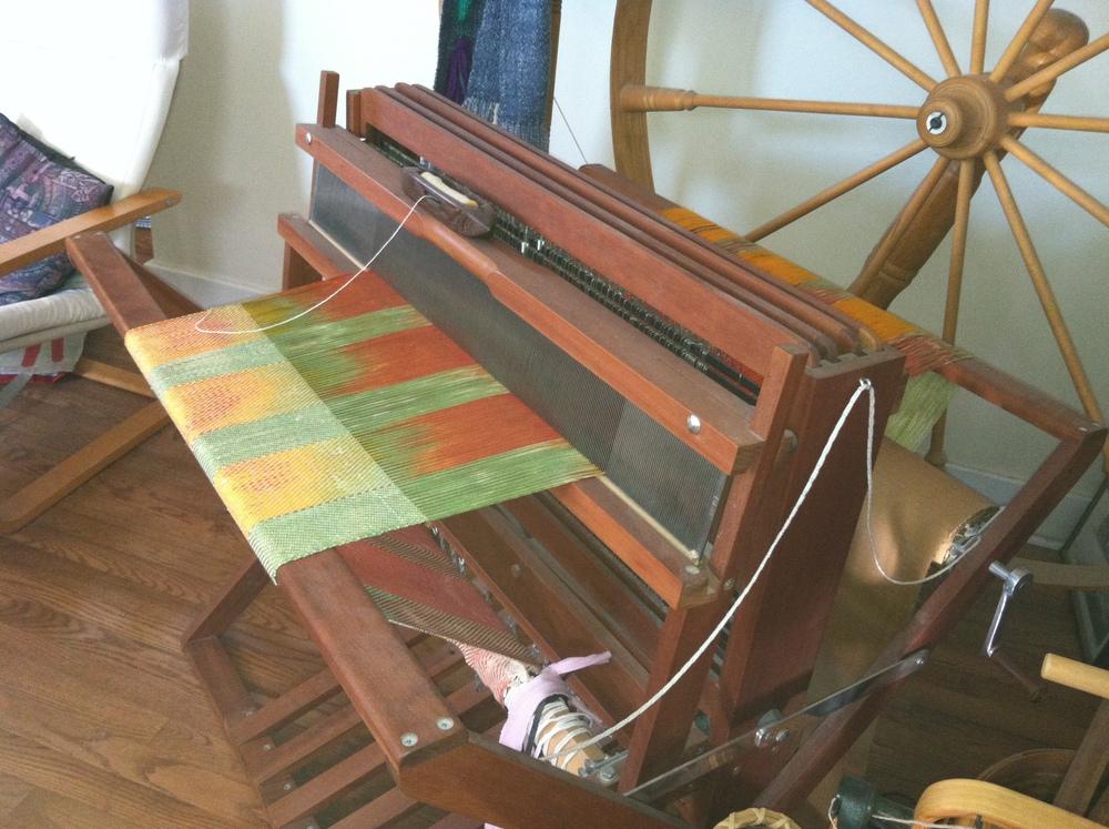 Deb Brandon's Loom