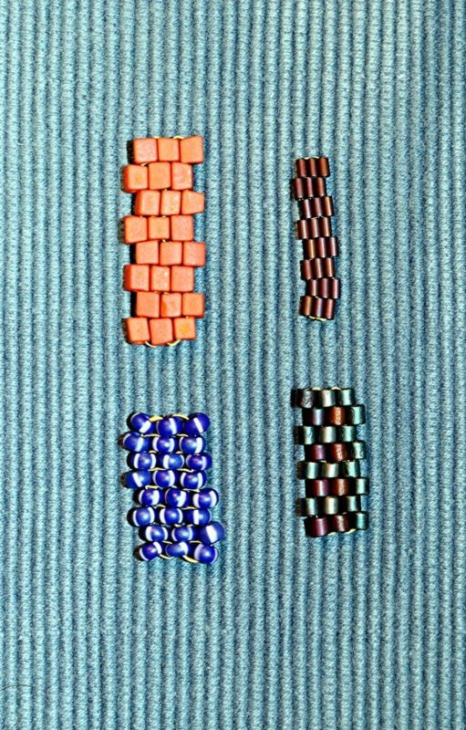 Even-Count Flat Peyote Stitch for Beginners