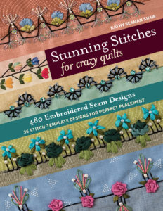 Stunning Stitches Book Cover