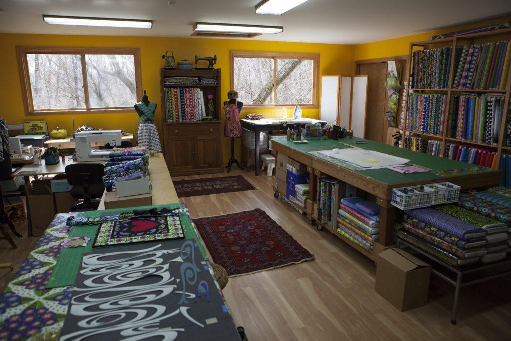 Jane Sassaman Studio