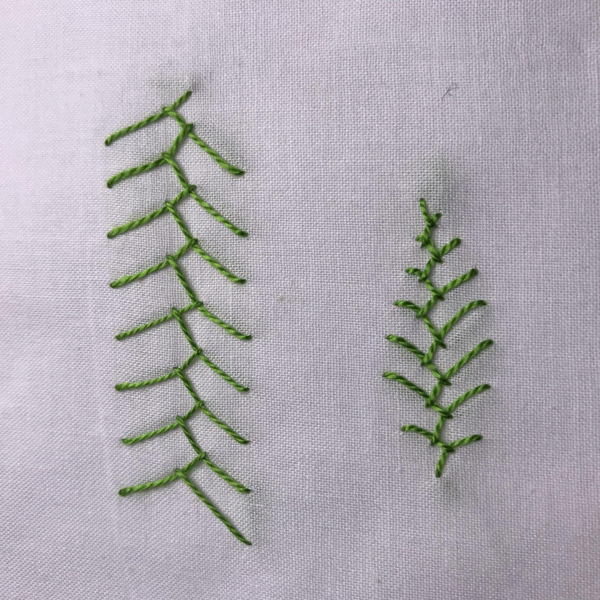 Leaf Stitch final