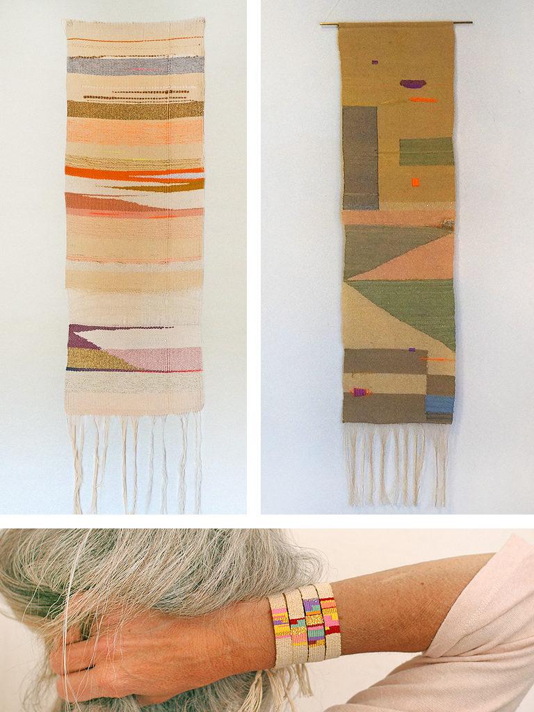 Mariana Murabito weavings 3