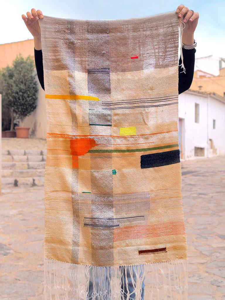 Mariana Murabito weavings 2