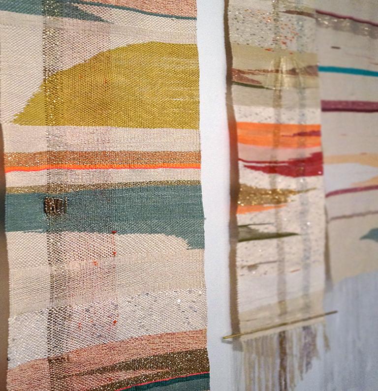 Mariana Murabito weavings