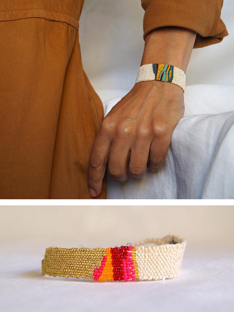 Mariana Murabito bracelets