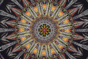 Kaleidoscopic XXXIX_Right and Wrong Sides Together_Detail
