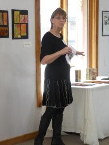 Ellen Meents / Gail Harker portrait