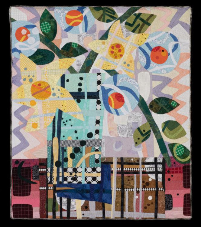 Spotlight: Katie Pasquini Masopust, Quilt Artist, Instructor and Author