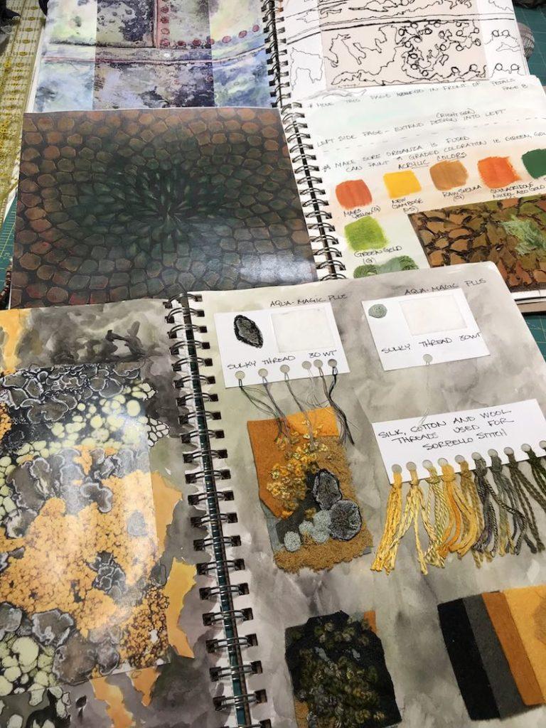 Terri Shinn's Sketchbooks