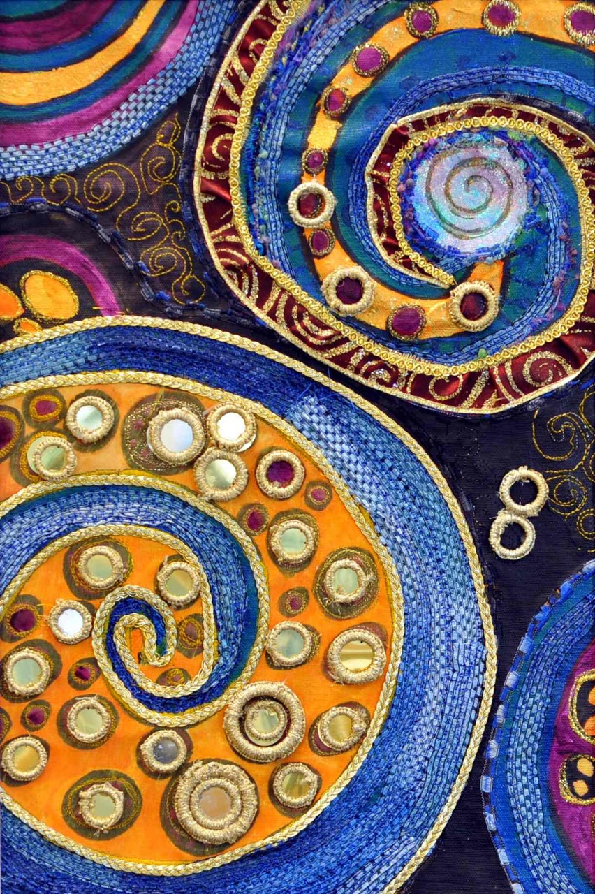 Donna Dowdney Spiral Dreams