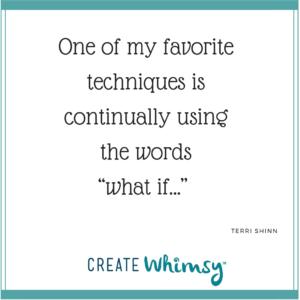 Terri Shinn Quote