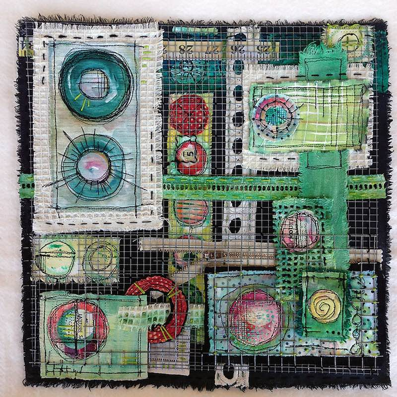 Hardware Cloth Quilt