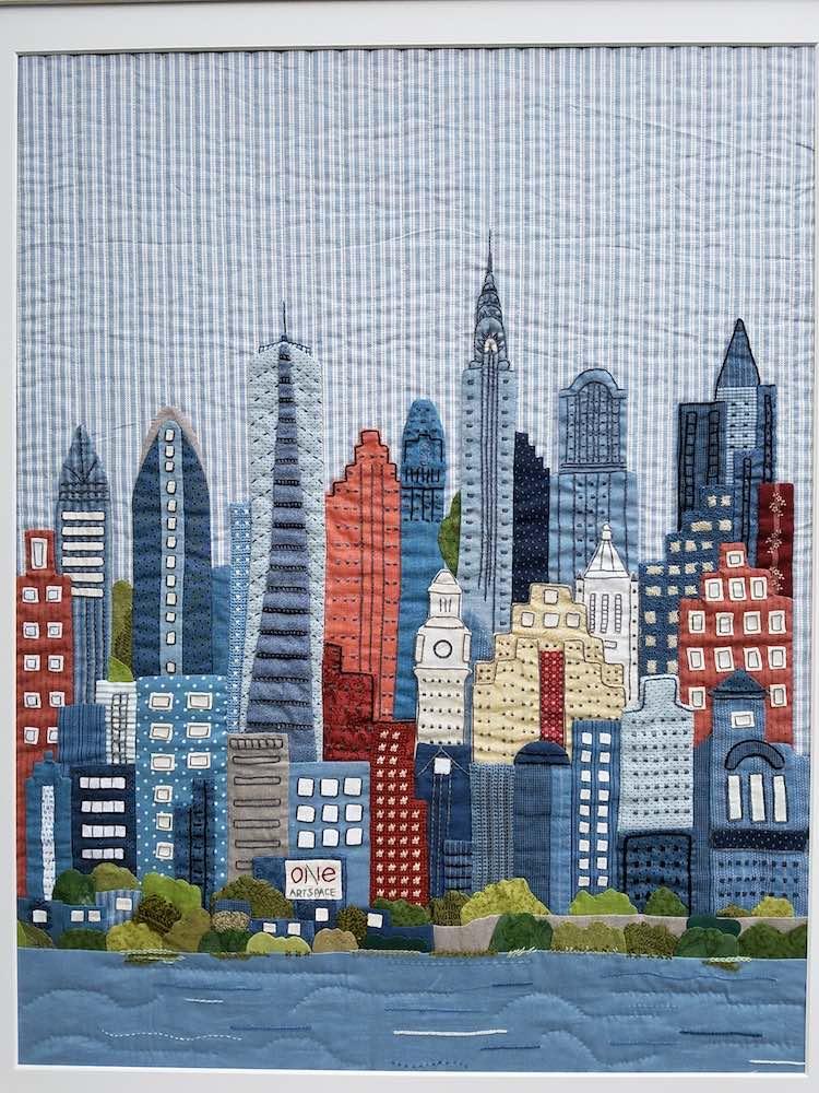 New York City by Masako