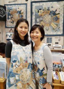 Masako and her daughter Emi