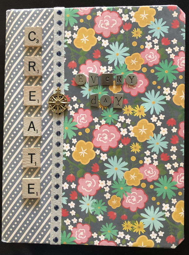 Annie's handmade journal
