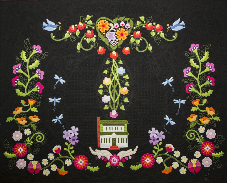 Spotlight: Annie Smith, Quilter, Designer, Teacher and Author