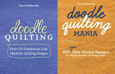 Cheryl Malkowski's Doodle books