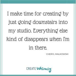 Cheryl Malkowski Quote