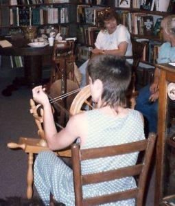 Lea Spinning Wool