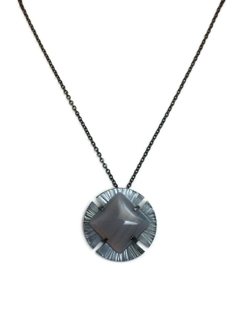 Oak necklace by Adia Mei Jun Bobo