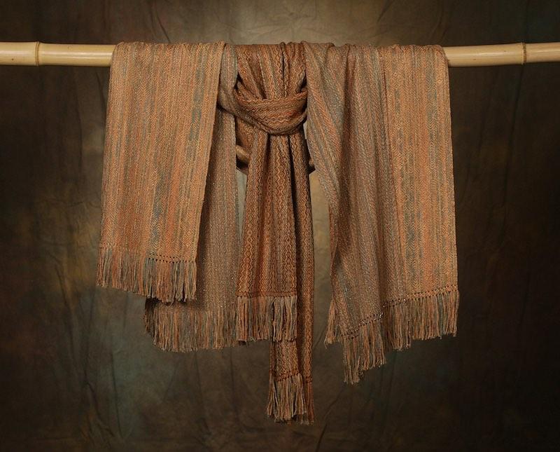 Desert Sand series, scarves