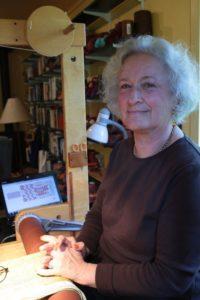 Anne Davenport portrait