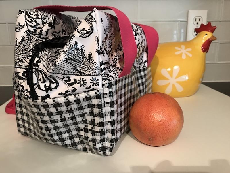 Finished Lunchbag
