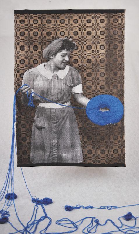 Spotlight: Gabriela Nirino, Textile Artist