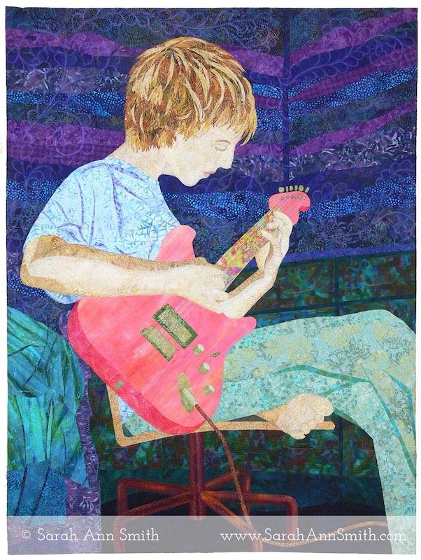 Joshua Quilt by Sarah Ann Smith