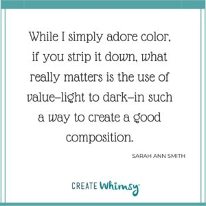 Sarah Ann Smith Quote