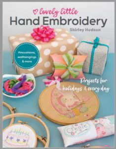 Lovely Little Hand Embroidery book cover