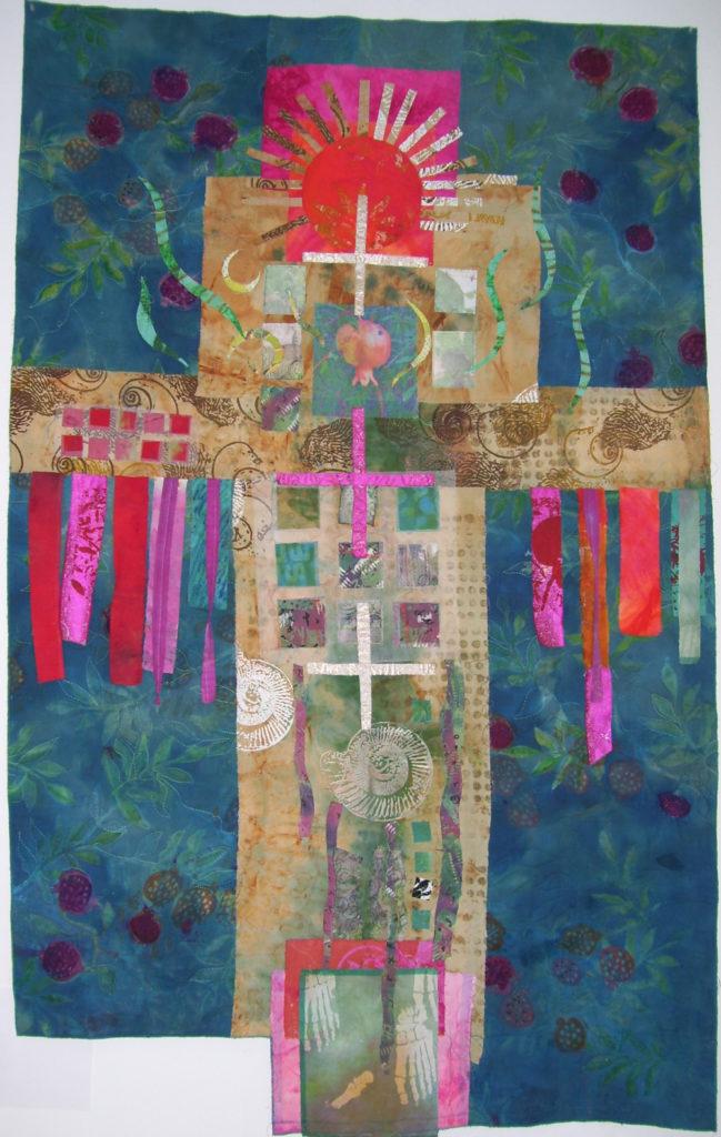 Art Quilt by Susie Monday