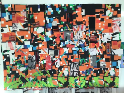 Abstract Quilt #2