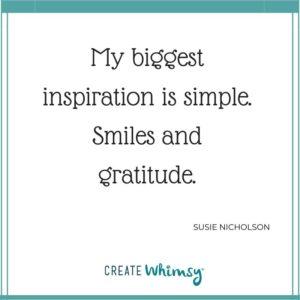 Susie Nicholson Quote
