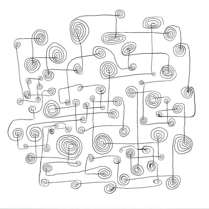 Drawing spirals