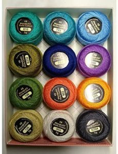 Eleganza Embroidery thread