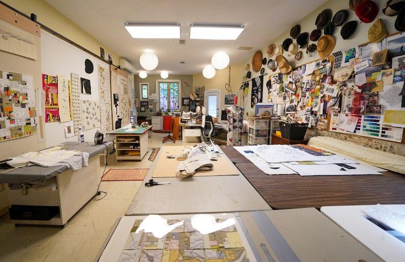 Another view of Paula's Studio