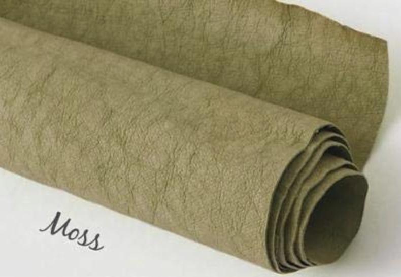 Moss colored Kraft-Tex