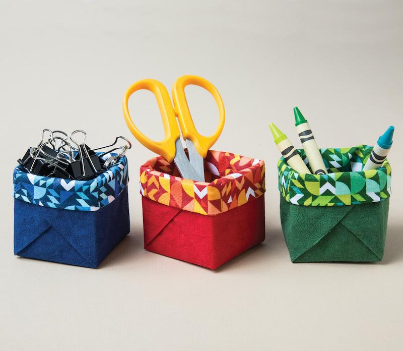 Kraft-tex boxes