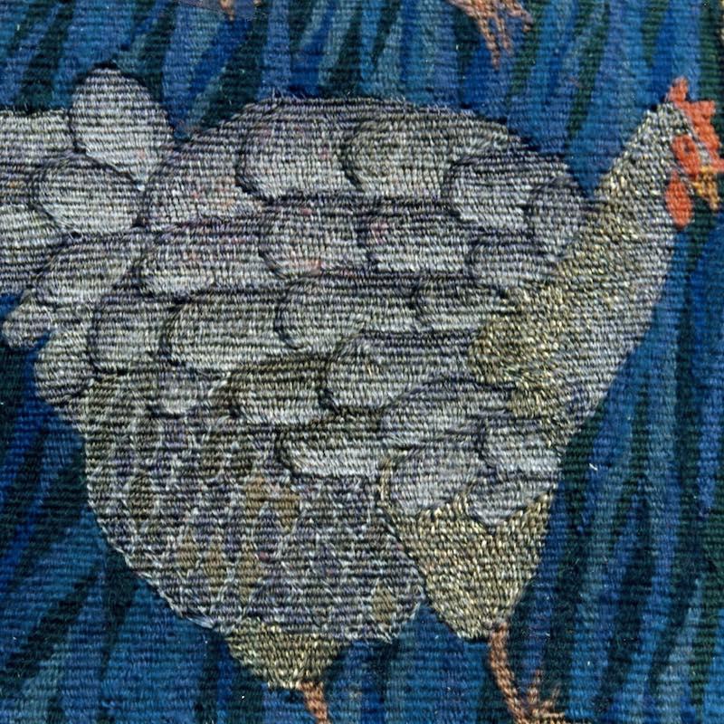 Chicken tapestry
