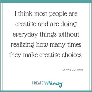 Lynne Curran Quote