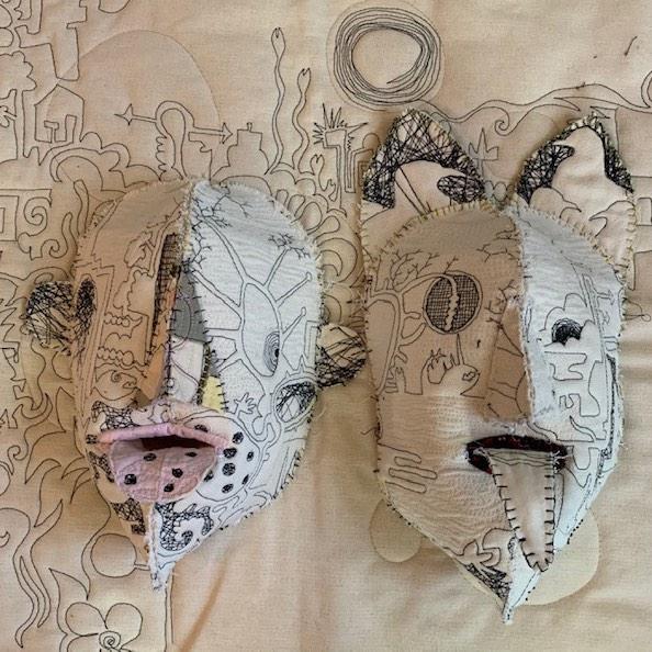 Masks work in progress