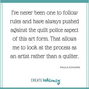 Paula Kovarik Quote