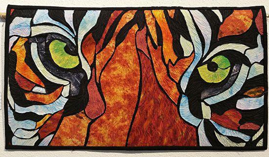 Spotlight: Phyllis Cullen, Art Quilter and Mixed Media Artist