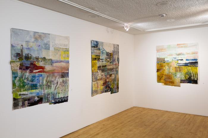 Exhibit by Cas Holmes