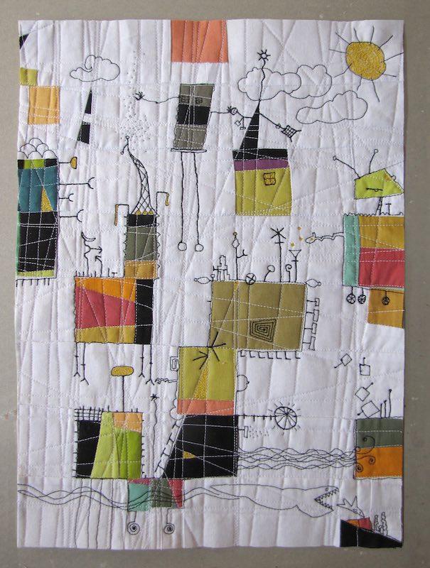 Spotlight: Paula Kovarik, Textile Artist