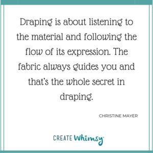 Christine Mayer Quote